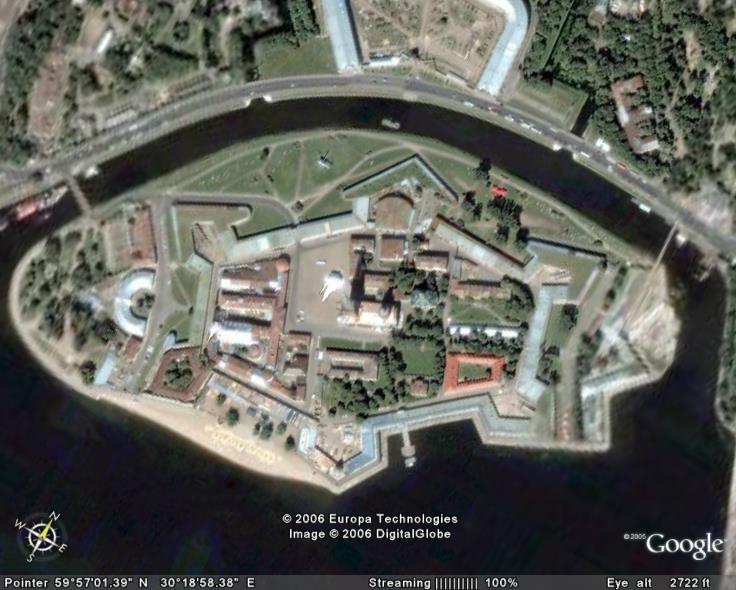 Спутниковая Карта Курской Области